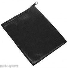 BlackBerry Black Zip Up Charger Travel Accessory Bag for BlackBerry Passport