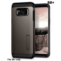 Spigen Tough Armor Galaxy S8+ Plus Case Extreme Heavy Duty with Kickstand