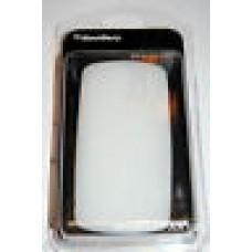 Genuine BlackBerry Pearl 8100 White Silicon Skin Case