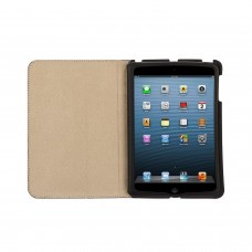 Griffin Black Faux Leather Folio Case with Built In Stand for iPad Mini 1 3 & 3