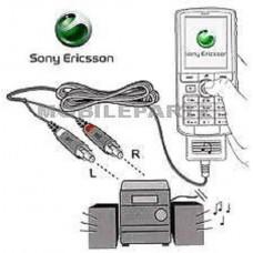 Sony Ericsson MMC-60 Audio Out Cable for W580i W810i W850i W880i W890 W960 W995i