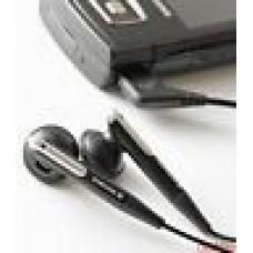 Genuine Black Samsung Handsfree Headset for D500 D600 E300 E370 E720 E800 Z300