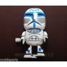 Official Star Wars Wind-Up Walking Wobbler Captain Rex Character Toy Mini Figure