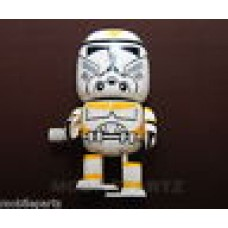 Official Star Wars Wind-Up Walking Wobbler Clone Trooper Small Character Toy