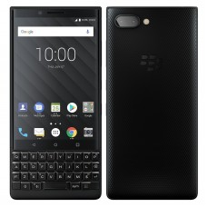Brand New BlackBerry 64GB KEY2 Black Edition Unlocked Smartphone