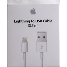Genuine Apple 0.5m Lightning Cable ME291ZM/A for iPhone iPad iPod - Retail
