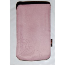 Genuine Nokia 7370 7373 Pink Cloth Pouch Only Various Quantities