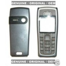 Graded Nokia 6230 Gunmetal Grey Housing / Full Fascia & Keypad