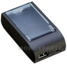 Blackberry 8520 9300 3G Battery Charger + Genuine CS-2 Battery
