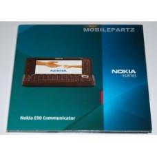 Genuine Nokia E90 Communicator CD Rom / Software &  PC Suite