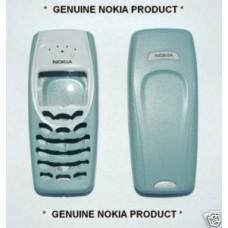 Genuine Grade B Nokia 3410 Turquoise Green Phone Fascia Cover Set (no keypad)