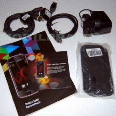 5800 Xpress Music Pack: Battery CD Manual Cables Case Chargers