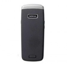 Genuine Nokia 6021 Back / Rear / Battery Cover - Black