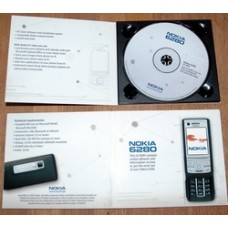Nokia 6280 Mobile Phone CD Software & PC Connectivity Suite
