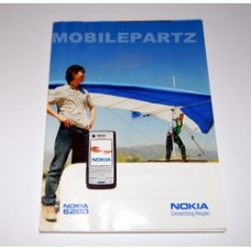 Nokia 6280 Mobile Phone User Guide / Manual / Booklet