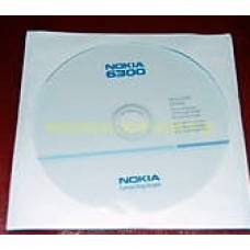 Nokia 6300 Mobile Phone CD Software & PC Connectivity Suite