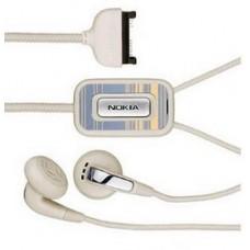 Cream Nokia HS-31 Stereo Handsfree Headset for 7360 7370 7373