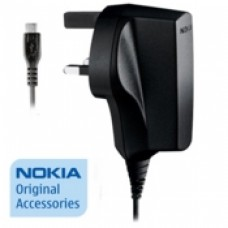 Nokia AC-6X Micro-USB Charger for N85 6500 Classic 8600 Luna N8