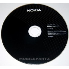 Genuine Nokia 8800 Arte Carbon/Sapphire CD Software & PC Suite