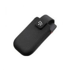 Genuine BlackBerry Leather Swivel Holster for Curve 8520 9300 3G