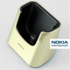 Genuine Nokia 8800 Arte DT-19 DT19 Desktop Charger Gold - Graded Stock