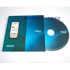 Nokia E65 Mobile Phone CD Software & PC Connectivity Suite