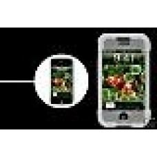 White Silicone Skin Case Cover for Original Apple iPhone 2G