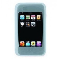Blue Silicone Skin Case for Apple iPod Touch 1st Generation