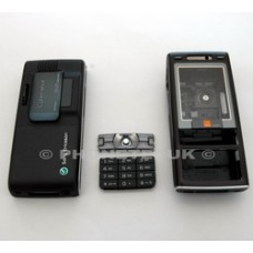 Genuine Sony Ericsson K800i Black Housing Keypad Tool - Orange