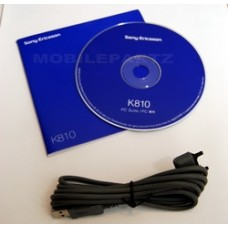 Genuine Sony Ericsson K810i CD Software / PC Suite & Data Cable