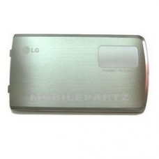 Genuine LG Shine KE970 Stainless Steel Metal Back Battery Cover