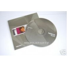 Genuine Nokia N95 CD Software Disk Incorporating Nokia PC Suite