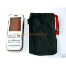 Genuine Nokia Black Draw String Cloth Carry Case / Pouch
