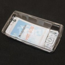 Snap On Crystal Case Hard Cover for the Nokia N95 8GB