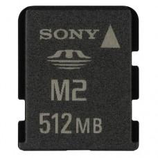 Sony 512mb M2 Memory Stick Micro for Sony Ericsson Phones C702 C902 C905 W580i & PSP GO